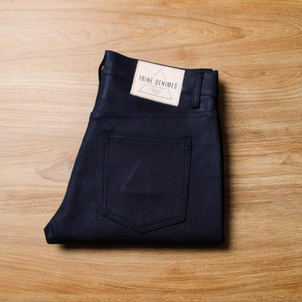 Trine Denimes Modern SlimC black coated